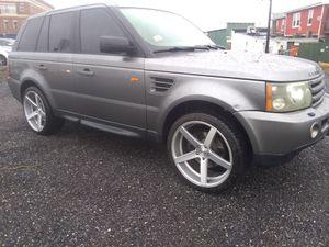 2007 range Rover sport for Sale in Elkridge, MD