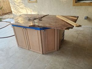 Quality wood kitchen cabinets for Sale in St. Petersburg, FL