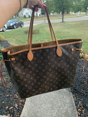 "Louis Vuitton ""NEVERFULL GM"" tote bag for Sale in Parma, OH"