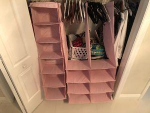 Closet organizer for Sale in Miramar, FL