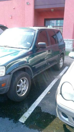 Great reliable 1998 honda crv for Sale in Austin, TX