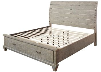 New Queen Storage Bed, SKU# ASHB639QTC for Sale in Santa Fe Springs,  CA