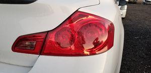 Infiniti G37 Sedan Taillights for Sale in Phoenix, AZ