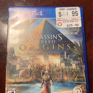 Assassin's Creed Origins for Sale in Wilsons, VA