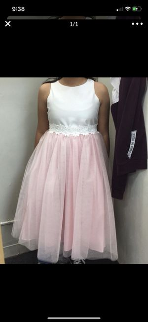 Flower Girl Dress (Size: 14) for Sale in Downey, CA