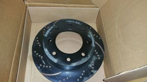 EBC GD7210 slotted dimpled brake rotors for Sale in Hickory Hills, IL