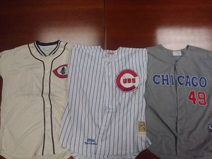 Chicago Cubs Jersey XL lot for Sale in Jacksonville, FL