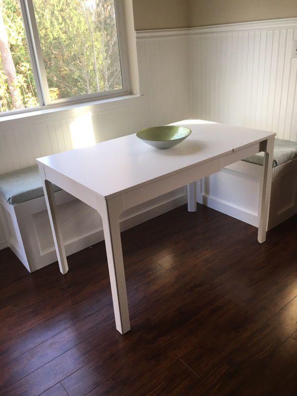 Ikea Ekedalen Extendable Table For Sale In Bremerton Wa