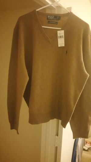 Polo V neck sweater for Sale in Lexington, SC