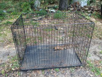 Large portable dog kennel for Sale in Ocala,  FL
