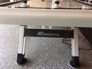 """MD Sports 89"""" air hockey table for Sale in Glendora, CA"""