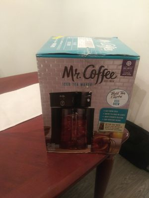 Mr Coffee Iced Tea Maker for Sale in West Covina, CA