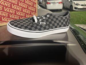 Vans( checkerboards ) for Sale in Riverside, CA
