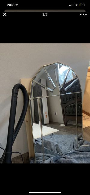 Gold mirror entry for Sale in Pittsburgh, PA
