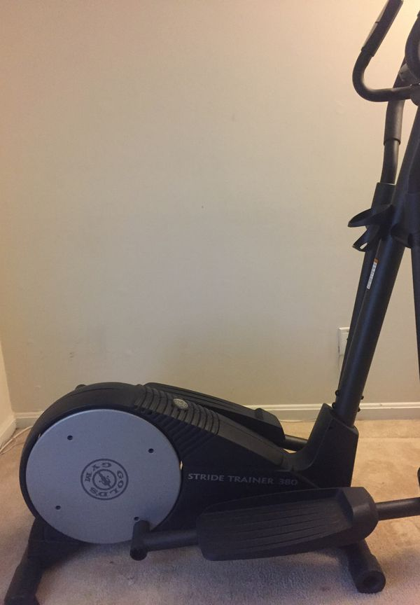 Golds gym treadmill/running machine