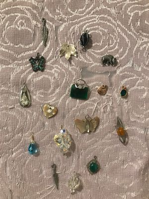 Assorted tiny charms $20 for all 17 for Sale in Cupertino, CA