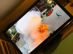 Panasonic Plasma Tv for Sale in Grand Prairie, TX