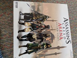 Assassin's Creed Arena Board Game for Sale in Berlin, MA