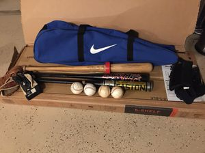 Boys youth baseball gear for Sale in Aldie, VA