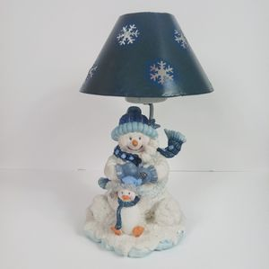 Snowman tealight candle holder for Sale in Portland, OR