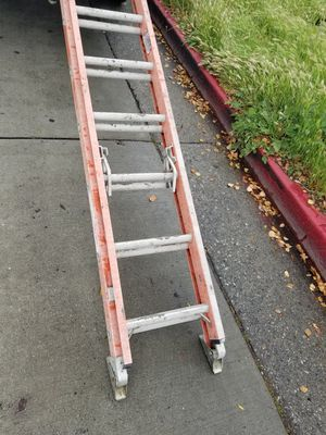 20 foot extension ladder for Sale in Los Angeles, CA