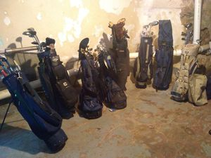 Golf bags and clubs for Sale in Philadelphia, PA