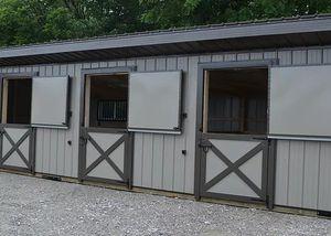 DUTCH DOOR HORSE BARNS for Sale in Evansville, IN