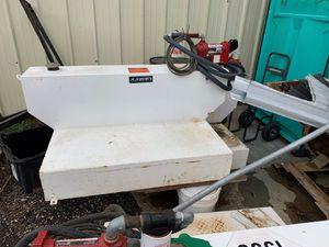 100 Gallon Fuel Tanks With Pumps for Sale in Vincent, AL