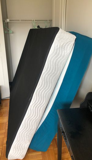 Box spring and mattress for Sale in Watertown, MA
