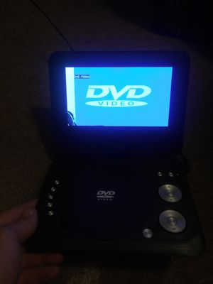 Portable dvd player for Sale in Swedesboro, NJ