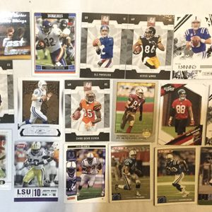 NFL Trading Cards for Sale in Columbus, OH