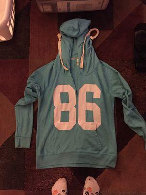 Blue pink hoodie for Sale in Hartford, WI