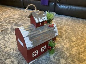 Christmas decor. Horse barn for Sale in Sterling Heights, MI