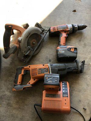 Ridgid Power Tools for Sale in Tempe, AZ