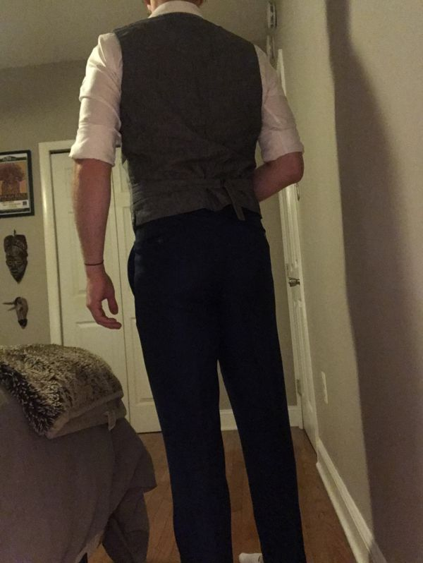 J Crew Men's Medium Vest