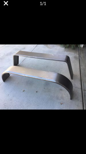 2 axle trailer fender new overstock for Sale in Beaumont, CA