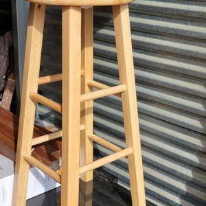 Single Barstool Wooden for Sale in Dumfries, VA