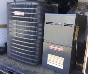 New Condenser Coil Furnace AC & HEATING UNIT for Sale in Moreno Valley, CA