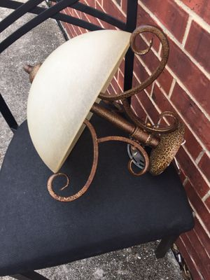 Light fixture for Sale in Richardson, TX