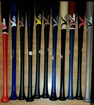 """Brand New Victus Pro Model Hard Maple Ink Dot Wood Baseball Bats 33"""" What Color You Like for Sale in West Covina, CA"""