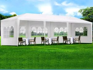 Catering Party Gazebo Canopy Outdoor Shade Cover tent Patio Furniture Barbecues Bbq Grill top set for Sale in Henderson, NV