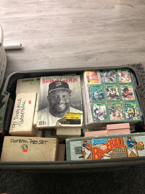 Card collection for Sale in Riverside, CA