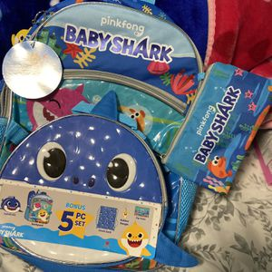 Baby Shark Backpack for Sale in Brentwood, MD