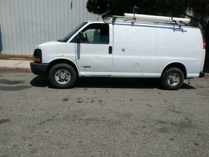 Parting out 2012 gmc express 2500 heavy duty cng for Sale in Fontana, CA