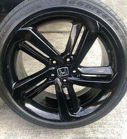 Honda Accord Wheels Odyssey rims Civic CR-V Acura TSX MDX RDX Ridgeline for Sale in West Covina,  CA