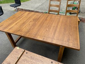 Dining table wood for Sale in Carnation, WA