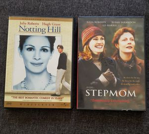 Julia Roberts Notting Hill , Stepmom DVDs for Sale in San Diego, CA