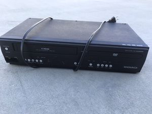 Magnavox DV220MW9 DVD Player VCR Recorder Combo for Sale in Lancaster, CA