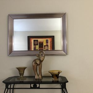 Mirror And Table for Sale in Miami, FL