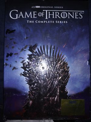 Game of Thrones Complete Series DvD for Sale in Spokane, WA